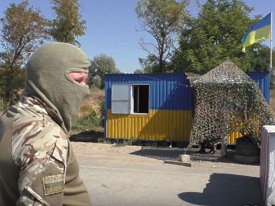 Украина сорвала разведение сторон в Донбассе