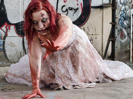 Ученые смоделировали зомби-апокалипсис и представили видео с результатами