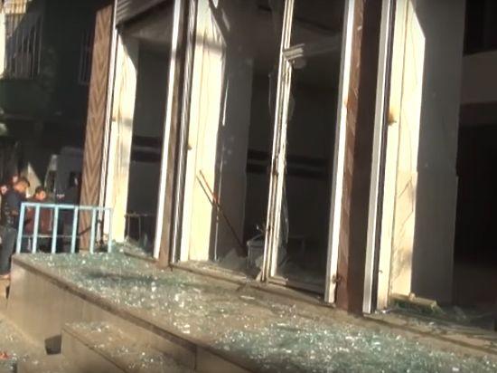 Появилось видео с места взрыва в турецком Диярбакыре