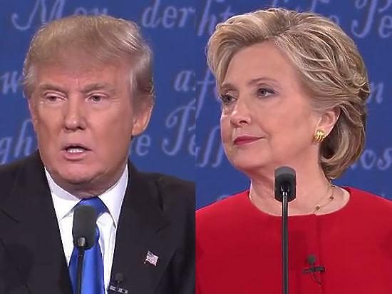 Американские выборы: «хороший знак» для Клинтон – не приговор для Трампа