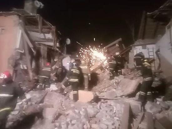 В Иваново несколько человек погибли при взрыве жилого дома