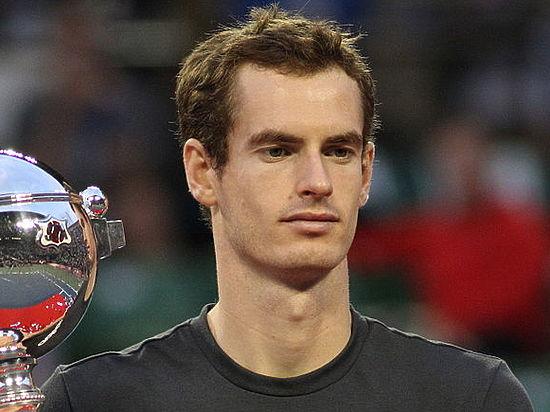 Британский теннисист Маррей возглавил рейтинг ATP