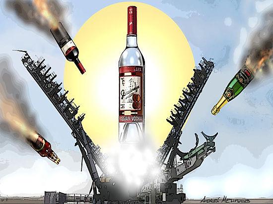 Втечении следующего года розничные продажи алкоголя продолжают падать— Росстат