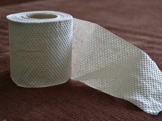 Дороги в американском городе отремонтировали с помощью туалетной бумаги