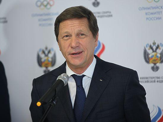 Жуков попросил WADA восстановить полномочия РУСАДА