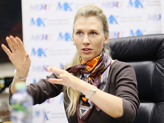 Яхтсменка Екатерина Скудина пожелала «МК» попутного ветра