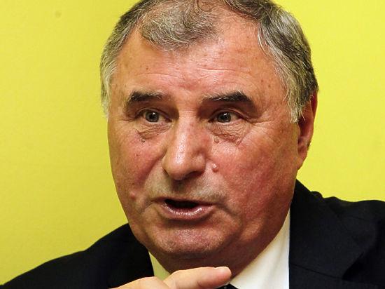 Анатолий Бышовец обрисовал главные проблемы сборной России по футболу