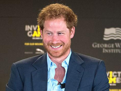 Принц Гарри заявил о связи с американской актрисой