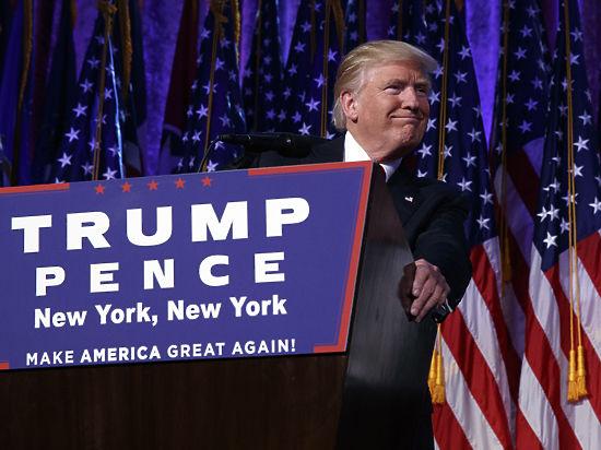 Экономисты: Трамп снимет санкции с России в 2017 году