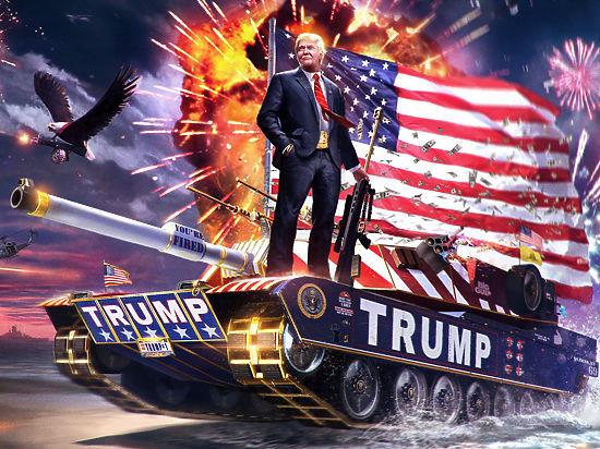 Д.Трампа отпобеды навыборах президента США отделяет 4 голоса