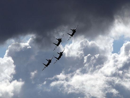 Пентагон обнаружил в сирийском небе истребители с «Адмирала Кузнецова»