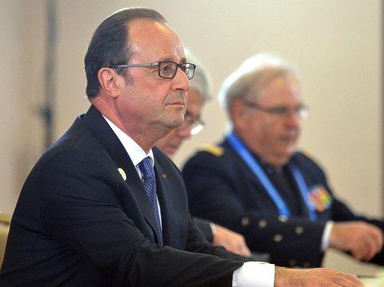 Причиной импичмента Франсуа Олланду стала книга его шокирующих откровений