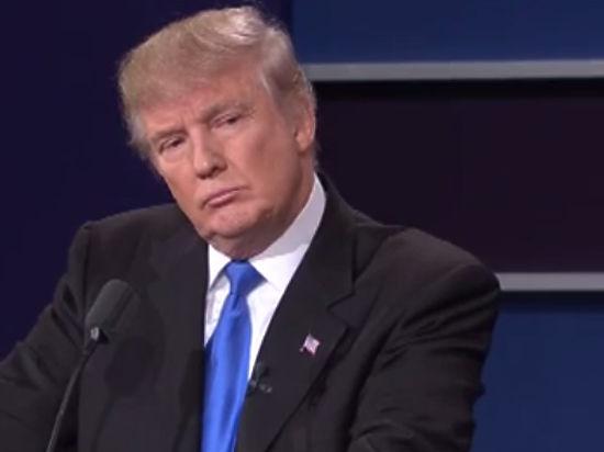 Трамп на 35% против санкций для России