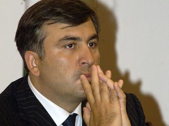 Саакашвили объявил осоздании новейшей политсилы