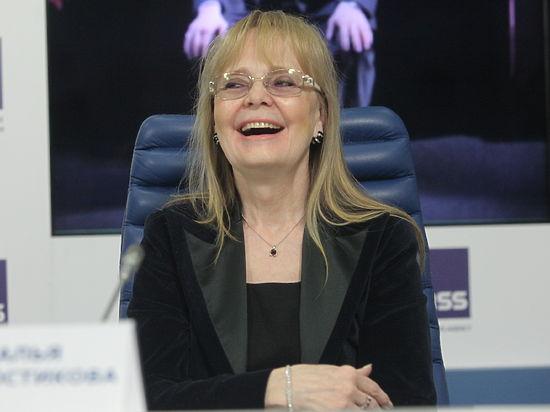 Наталья Белохвостикова сыграет в джин