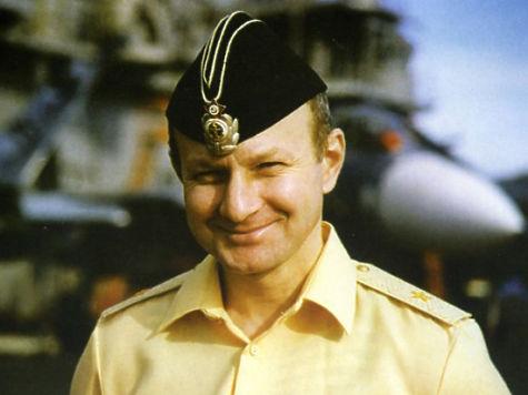 Человек, который спас авианосец «Адмирал Кузнецов»