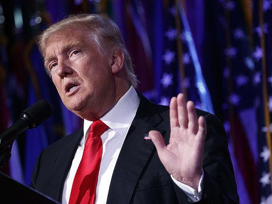 Трамп заявил о намерении бороться с ИГ вместо свержения Асада