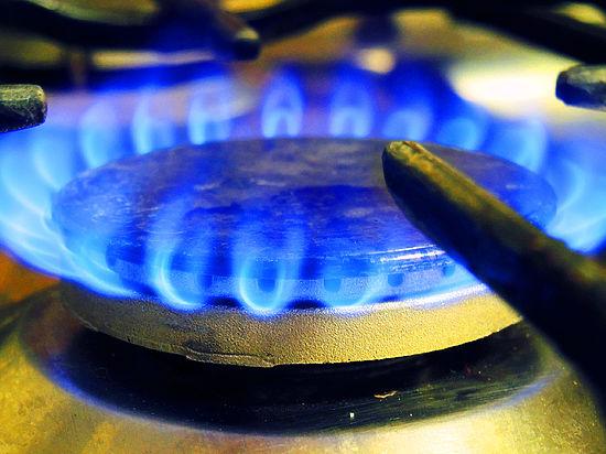 В украинский Геническ начал поступать газ из Крыма