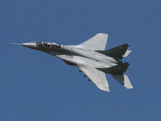 """Минобороны подтвердило крушение МиГ-29 с """"Адмирала Кузнецова"""""""