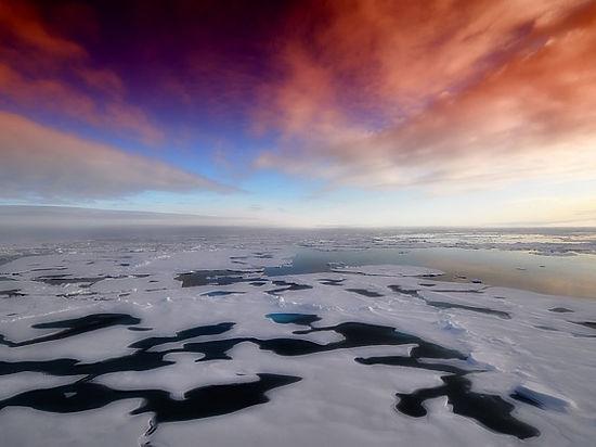 Ученые выяснили, что арктический климат меняется пугающе стремительно