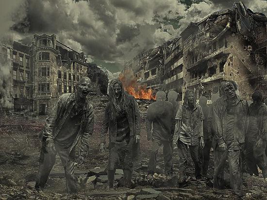 В США проникла «болезнь зомби»