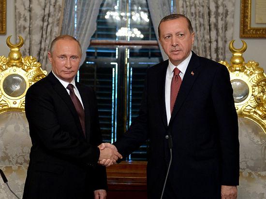 «Турецкий поток» поможет снять с России санкции ЕС