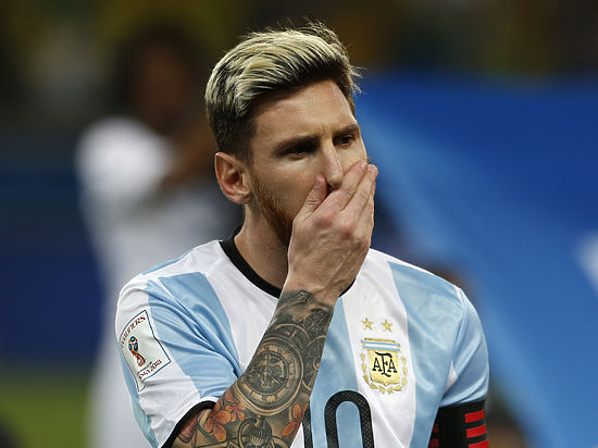 Месси и сборная Аргентины объявили бойкот журналистам