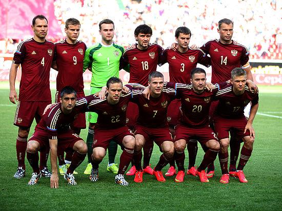 СМИ: сборная России продолжит свое рекордное падение в рейтинге ФИФА