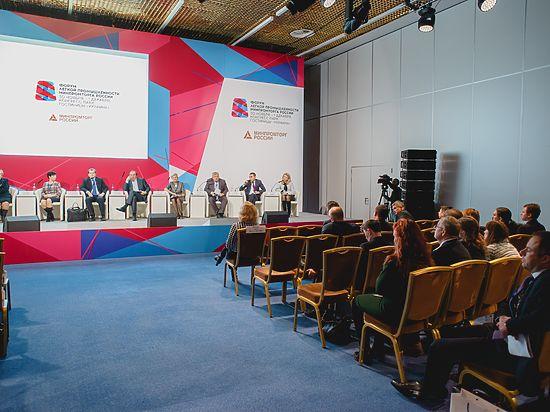 Мантуров: У российского легпрома есть шанс встать вровень с мировыми брендами