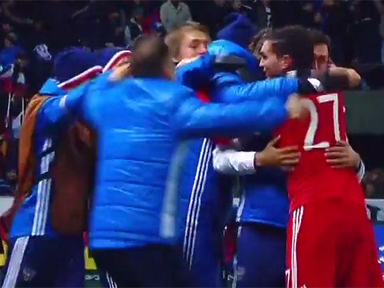 Грозный Магомед: что порадовало в футбольном матче Россия - Румыния