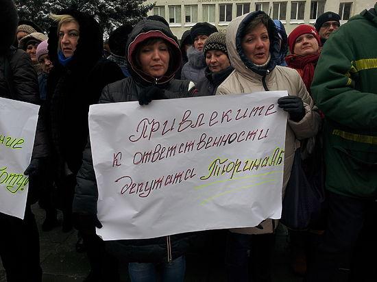 Сотни рабочих «Эколайнера» остались без зарплаты