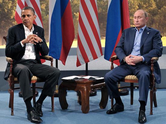Путин увидит Обаму в последний раз: расставанье будет без печали