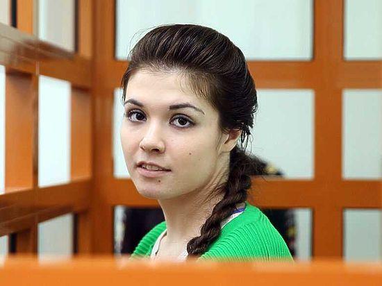 Караулова рассказала, что признала вину по просьбе следователя ФСБ