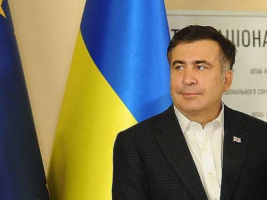 Саакашвили: отнять меня гражданства Украины желает Порошенко