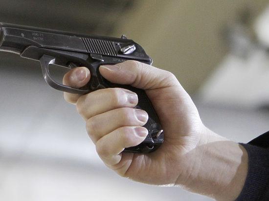 Насевере столицы отогнестрельного выстрела умер мужчина