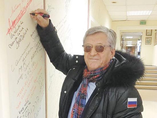 Александр Тихонов: «Нехорошие предчувствия, ждем результатов проверки Сочи»