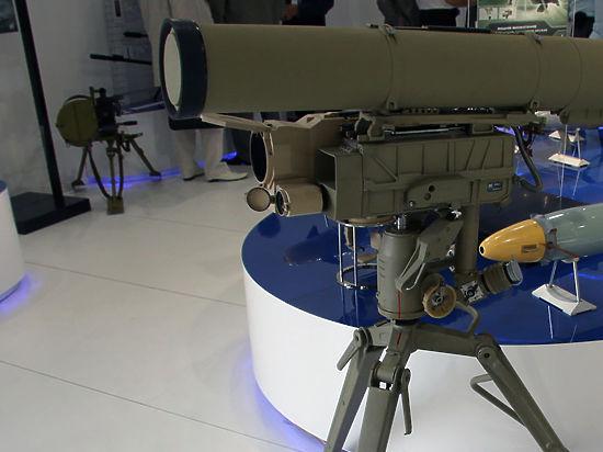 Для российских военных разрабатывают новейший противотанковый самоходный комплекс