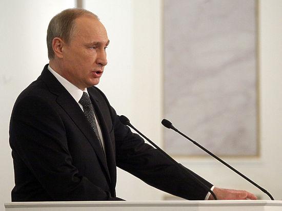 СМИ узнали дату выступления Путина перед Федеральным собранием
