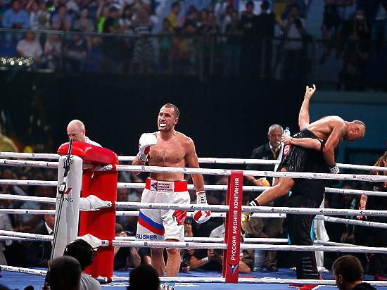 Ковалев - Уорд: онлайн-трансляция боксерского поединка года