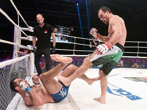 Итоги M-1 Challenge 72: Махно проиграл Дамковскому, Кунченко победил Абдулаева