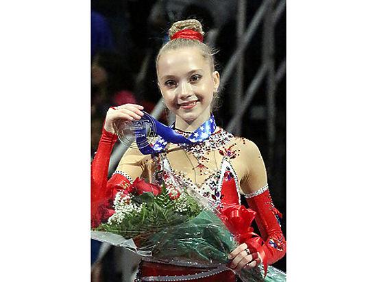 Счастье Елены Радионовой привело в финал Гран-при