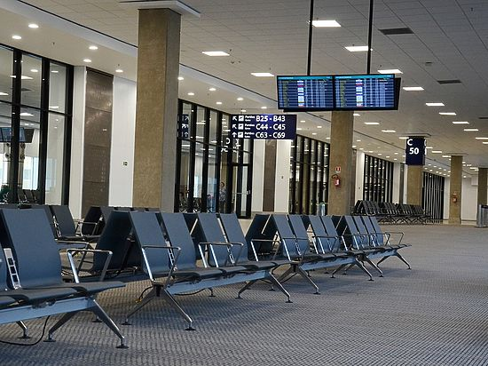 Депутаты Госдумы вернули себе VIP-залы аэропортов за счет бюджета