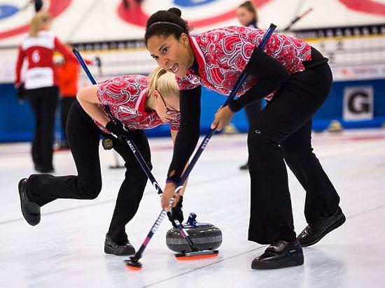 Сборная России по керлингу стартовала в чемпионате Европы