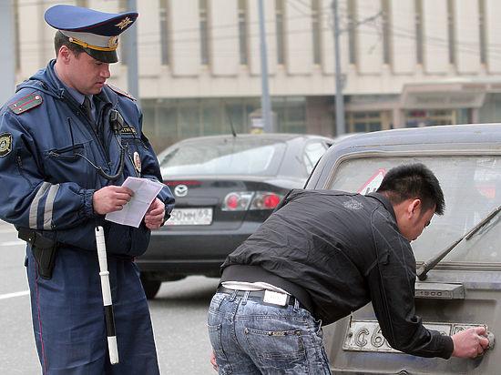 Новые номера для машин имотоциклов появятся в Российской Федерации