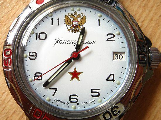 Росгвардия закупает часы с гравировкой за миллион рублей