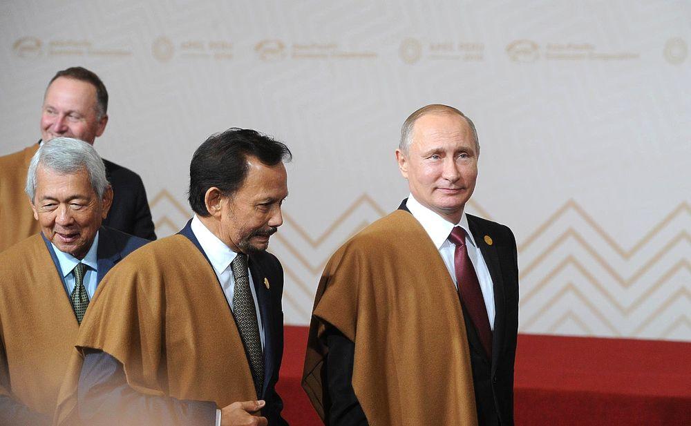 него фото с саммит в перу далеко