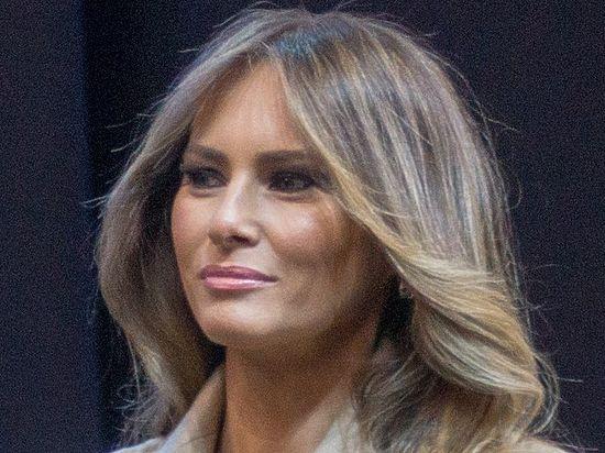 Первая леди Меланья Трамп не будет жить в Белом доме