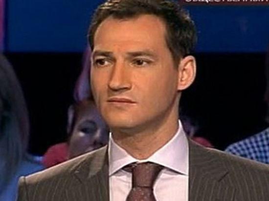 Экс-нардеп Марков наТВ ударил польского корреспондента влицо