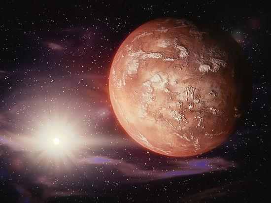 На Марсе обнаружено море, сравнимое с крупнейшим пресноводным озером Земли