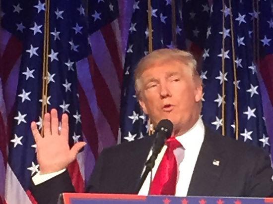 Трамп заявил, что не посадит Хиллари Клинтон за решетку